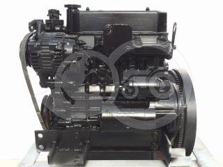 Dízelmotor Mitsubishi L3C (2)