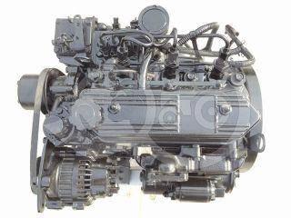 Dízelmotor Mitsubishi L3C (4)