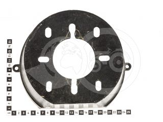 Kardáncsonk védőburkolat Komondor SFK105 fűkaszához (3)