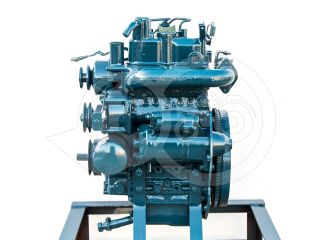 Dízelmotor Kubota Z620 (2)