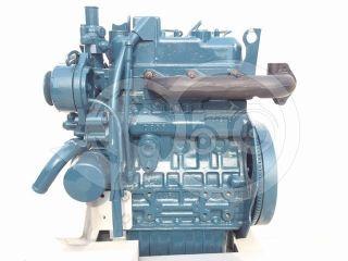 Dízelmotor Kubota D905 (2)