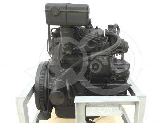 Dízelmotor Iseki E3CD Turbo (0)