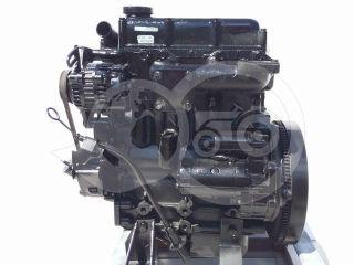Dízelmotor Mitsubishi K3H (2)