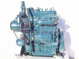 Dízelmotor Kubota D782 (2)