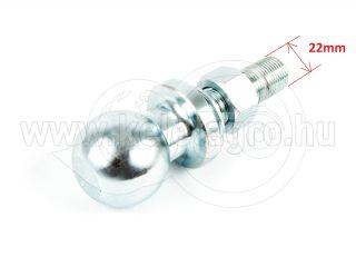 vonógömb (vonópad kistraktorhoz), M22 (0)