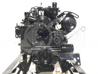 Dízelmotor Iseki E255 (3)