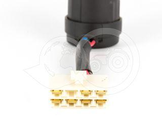 Gyújtáskapcsoló 7 lábas, automata izzítású japán kistraktorokhoz (3)