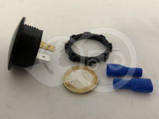Feszültségmérő óra, digitális, japán kistraktorhoz (2)