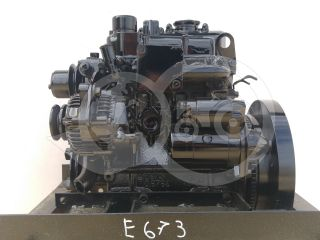 Dízelmotor Shibaura E673 (0)