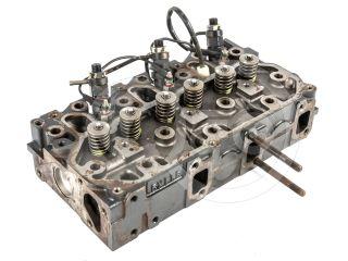 traktor hengerfej szerelt, Yanmar 3TNV76 motorhoz, használt (1)
