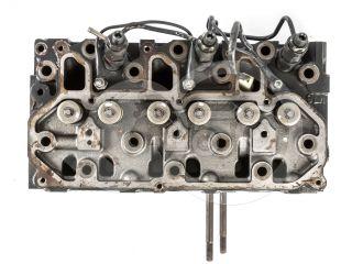 traktor hengerfej szerelt, Yanmar 3TNV76 motorhoz, használt (2)