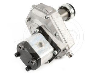 Hidraulika szivattyú, tlt hajtású, kistraktorhoz, hajtóművel (1)