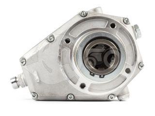 Hidraulika szivattyú, tlt hajtású, kistraktorhoz, hajtóművel (2)