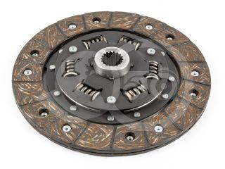 Kuplungtárcsa (Iseki TX1300) 18 bordás, 6 rugós (0)