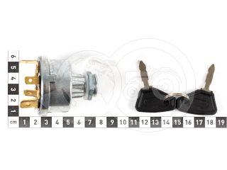 Gyújtáskapcsoló, univerzális, japán kistraktorokhoz AKCIÓS ÁRON! (7)