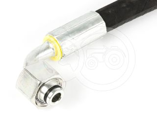 Hidraulika tömlő 1000 mm egyenes - 90° könyök (1)