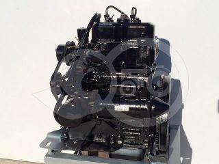 Dízelmotor Iseki CA520 (2)