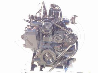 Dízelmotor Iseki CA520 (3)
