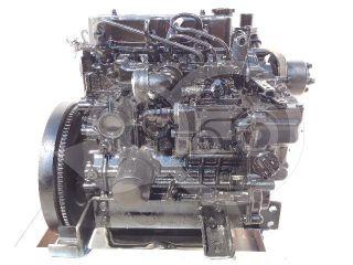 Dízelmotor Mitsubishi L3A (0)