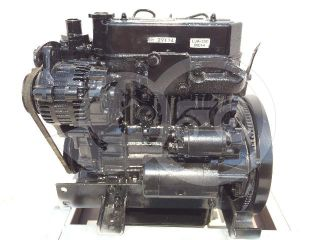 Dízelmotor Mitsubishi L3A (2)