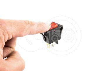 Kapcsoló, 2 állású, 3 lábú, téglalap formájú (2)