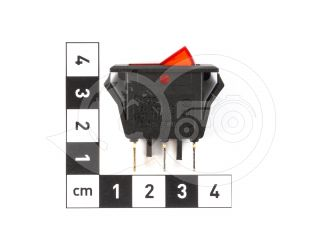 Kapcsoló, 2 állású, 3 lábú, téglalap formájú (3)