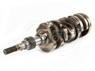 traktor motor Kubota D750 főtengely, csapágysorral, alapméretű, használt (1)