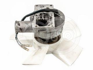 traktor motor Kubota D750 dinamó, ventillátorral, használt (1)