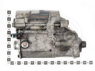 Kubota D750 önindító, használt (3)