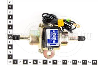 Tápszivattyú, üzemanyagszivattyú, elektromos, japán kistraktorokhoz, 10 db-os csomag (4)
