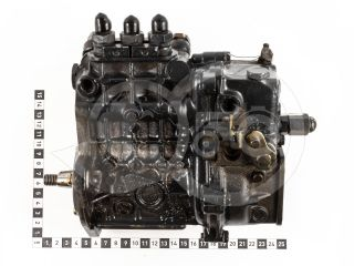 traktor motor Yanmar 3TNC78 adagoló, használt (4)