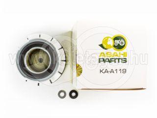 légszűrő betét japán kistraktorokhoz KA-A119 3 darabos csomag, AKCIÓS ÁRON! (3)