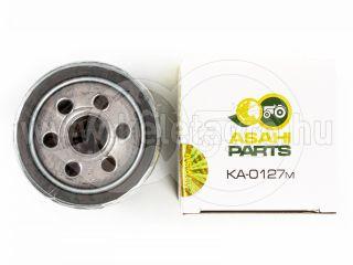 motorolajszűrő japán kistraktorokhoz KA-O127m 3 db-os csomag, AKCIÓS ÁRON! (3)