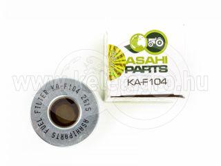 üzemanyagszűrő japán kistraktorokhoz KA-F104 10 db-os csomag, AKCIÓS ÁRON! (3)