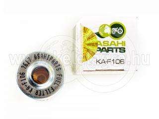 üzemanyagszűrő japán kistraktorokhoz KA-F106 10 db-os csomag, AKCIÓS ÁRON! (3)