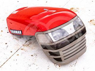 Yanmar AF120 motorháztető fényszóróval, használt (0)