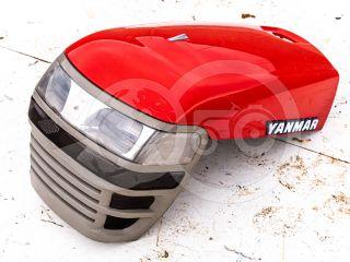Yanmar AF120 motorháztető fényszóróval, használt (1)