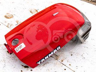 Yanmar AF120 motorháztető fényszóróval, használt (2)