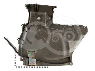 Yanmar AF120 műszerfalhoz kapcsolódó elem szett, 3 darabos készlet, használt (7)