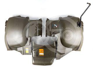Yanmar AF120 műszerfalhoz kapcsolódó elem szett, 3 darabos készlet, használt (0)