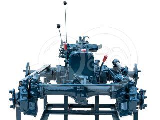 Kubota B1600 összkerék hajtás átalakító készlet (3)