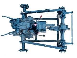 Kubota B1600 összkerék hajtás átalakító készlet (4)