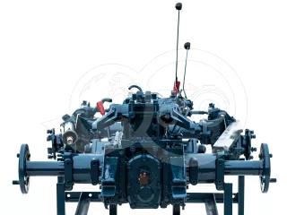 Kubota B1600 összkerék hajtás átalakító készlet (1)