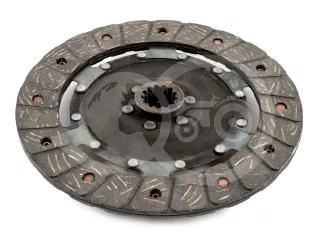 Kuplungtárcsa ka-cd9 csillapítás nélkül 13 bordás, D=200mm, Iseki kistraktorokhoz (1)